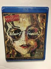 Almost Famous (Blu-ray, 2017) New