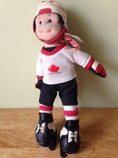 Ty Beanie Teenie Babies Canada Hat Trick Hunter 2002