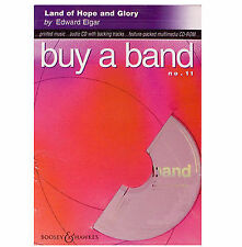 Buy a Band No 11 Land of Hope & Glory Elgar Cd-rom for Treble Clef C BB EB Ins