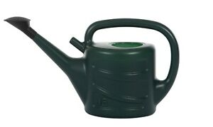 Garden Watering Can with Rose 5L Sprinkler Plastic Weed Control