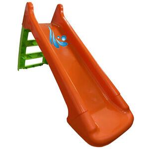Kinderrutsche kleine Rutsche Rutschbahn Babyrutsche Gartenrutsche 133,8 cm