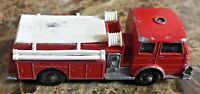 Vintage Lesney Matchbox Series Number 29 England Made Red Fire Pumper Truck
