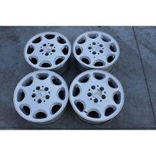 Set cerchi in lega 15x7J 5x112 ET41 vari modelli Mercedes usati (21906 80-6-C-1)