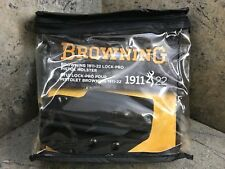 Browning 1911-22/1911-380 Lock-Pro Holster 12903011 Friction Lock, Trigger Guard