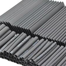 127 PCS 2:1 Polyolefin Heat Shrink Tubing #A Cable Tube Sleeving Kit Wrap Wire