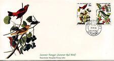 ENVELOPPE / BIRDS OF THE WORLD /  / FAUNE /  OISEAU / AITUTAKI / 1985