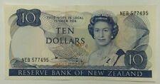 Billets de banque de l'Océanie, de Nouvelle-Zélande