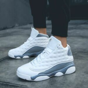 Men High Top Sneakers Men's Hip Hop Shoes Trending Sports Shoes