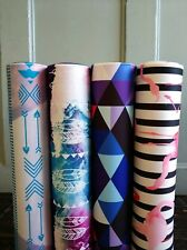Fitness, pilates, yoga mat beautiful exclusive design