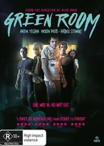 Green Room - Region 4 DVD - (c2)
