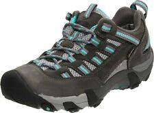 KEEN Women's Alamosa Waterproof Hiking Shoe, Gargoyle/Ceramic, 7 B(M) US