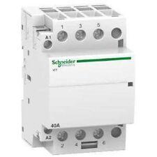 Contacteur - 40A  - 3no - acti9 - A9C20843  Schneider