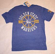 New Adidas T-shirt Golden State Warriors Basketball Short Sleeve Nba Size M $30
