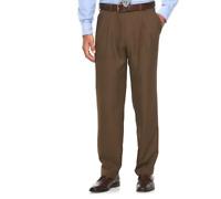 Men's Croft & Barrow True Comfort Opticool Pleated or Flat-Front Dress Pants