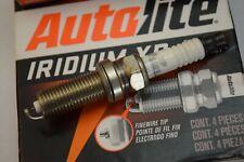 4 pack - Autolite Iridium XP5682 Spark Plug SET - New Dented Box