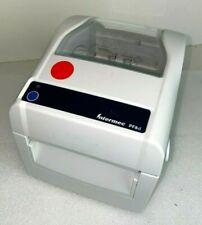 Intermec PF8d Thermal Barcode Label Printer USB Serial Ethernet + Power Supply