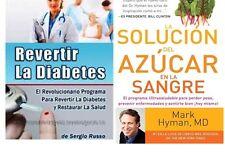 Revertir La Diabetes y la solucion de azucar en la sangre libros digitales