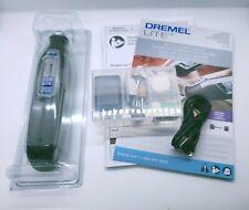Dremel Lite 7760 N/10 4V Li-Ion Cordless Multi Purpose Rotary Tool New Open Box