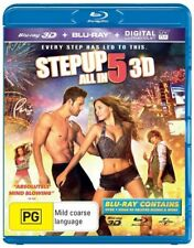 Step Up All In (Blu-ray, 2014, 2-Disc Set)