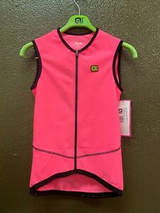 Alé Cycling Clima Protection 2.0 Icona Vest - Pink - Women's Small