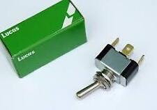 Lucas spb358 3 posiciones de interruptor de palanca 12v O 24v