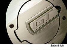 2005-2009  Mustang | Cobra Billet Fuel Door, Black Engraved GT
