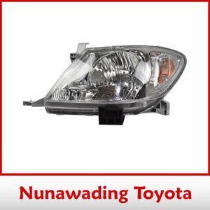 Genuine Toyota LH Headlamp Unit Assembly for Hilux KUN16 GG1N5 TGN10 2004-2012