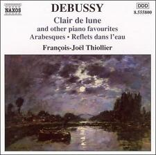 Debussy: Clair de lune & Other Piano Favourites, New Music