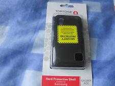 Tortue de Protection Rigide Shell adapté pour Samsung Galaxy Ace Noir