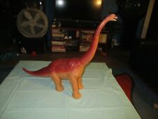 Vintage Playskool Definitely Dinosaurs Brontosaurus ULTRASAURUS 1987 Huge 32