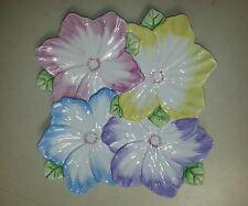 """The Bombay Co., Inc Floral Dessert Serving Platter 12"""""""