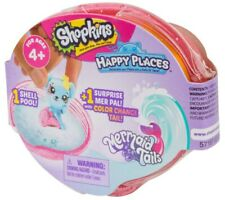Shopkins Happy Places Season 6 Mermaid Tails Mystery Pack