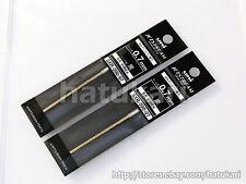 2pcs SXR-200-07 Black 0.7mm / Ballpoint Pen Refill for Jetstream PRIME /Uni-ball
