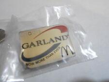 NOS McDonalds Advertising Enamel Pin #78 - GARLAND