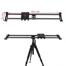 """32""""/80cm DSLR Camera Video SliderStabilizer Carbon Fiber Track Rail System AU PO"""