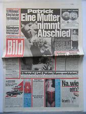 Bild Zeitung 26.11.1988, Lolita Lozano, Scorpions, Andrea Stelzer, Onassis Tina