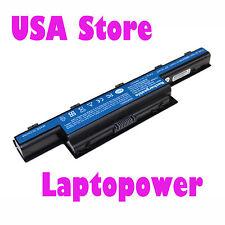 "for Gateway 15.6"" Q5WTC NE56R Laptop Battery 10.8V 4400mAh AS10D31 AS10D3E USA"
