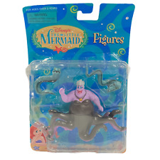 Disney The Little Mermaid Ursula & Flotsam Jetsam Figures Mattel 65918