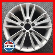 "BMW 128i 135i13 2008-2013 Factory OEM 263 Wheel 18"" FRONT Rim 71258 Silver #R"