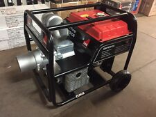 """Water Transfer Pump Monster  6"""" 16hp Electric Start NEW"""