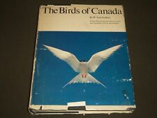 1976 THE BIRDS OF CANADA BY W. EARL GODFREY HARDCOVER BOOK - I 606