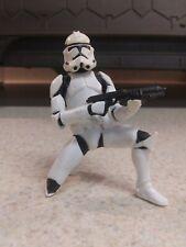 Star Wars Clone Trooper Republic Army Builder Hasbro 2003 3.75 Action Figure