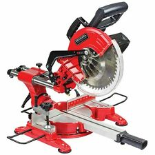"General International 10"" Inch Laser Guided Sliding Miter Saw MS3005"