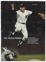 Late 1970's The World Series: Special Report on the Folklore of the World Series