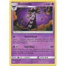 Gothitelle 54/145 Sm Guardians Rising Pokemon Rare Rev Holo Card New Mint