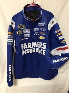 Kasey Kahne Nascar 5 2013 Farmers Insurance Uniform Replica Rare FACTORY SAMPLE