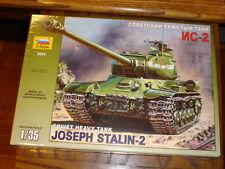 1/35th Scale, WW2, USSR, Joesph Stalin-2 Tank, Model (NSIB)