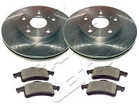 FOR JEEP GRAND CHEROKEE WJ WG 2.7 3.1 4.0 4.7 CRD TD REAR BRAKE DISCS PADS SET