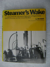 STEAMERS WAKE BOOK MARITIME NAUTICAL MARINE (#014)