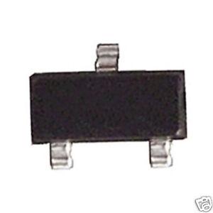 Philips 5.6V Zener Diode BZX84-C5V6, SOT-23, RoHS, 100pcs